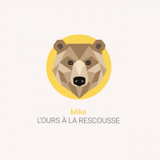 totem équipe i-logics Mike